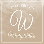 Featured On Wedspiration